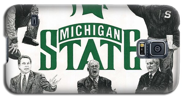 Michigan State Coaching Legends Galaxy S5 Case
