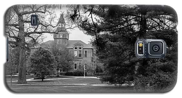 Michigan State University Campus Black And White  Galaxy S5 Case