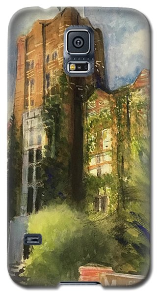 Michigan Union Galaxy S5 Case by Yoshiko Mishina