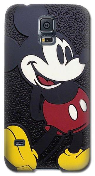 Mickey Mat Galaxy S5 Case
