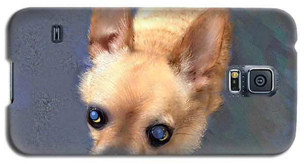 Mickey The Rescue Dog Galaxy S5 Case
