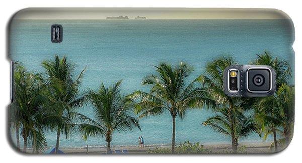 Mid-beach Miami-2 Galaxy S5 Case