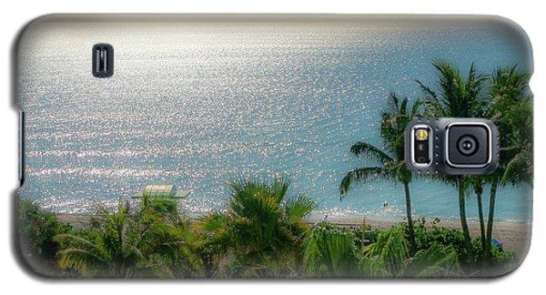 Mid-beach Miami-3 Galaxy S5 Case