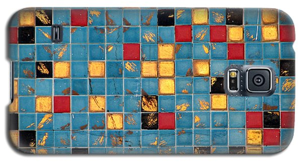 Mid Century Tiles Galaxy S5 Case by Christopher Woods