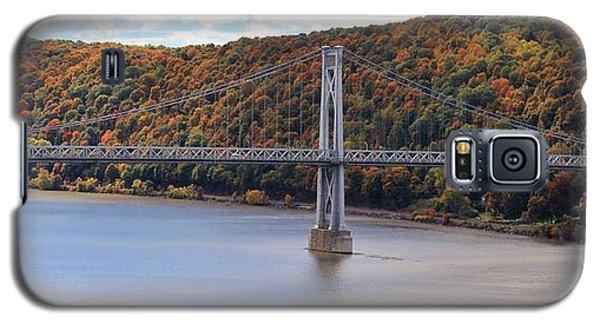 Mid Hudson Bridge In Autumn Galaxy S5 Case