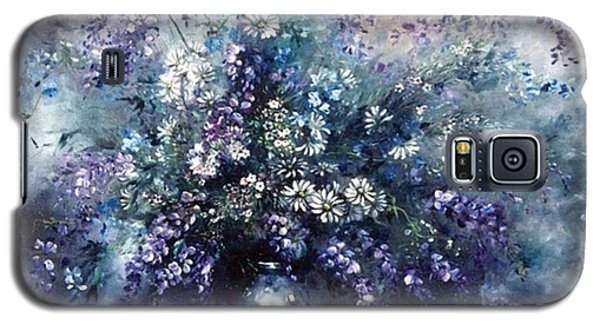 Mid Spring Blooms Galaxy S5 Case