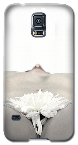 Midday Bloom Galaxy S5 Case by Robert WK Clark