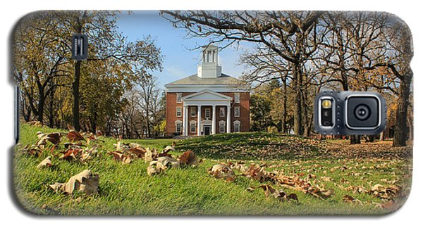 Middle College On An Autumn Day Galaxy S5 Case