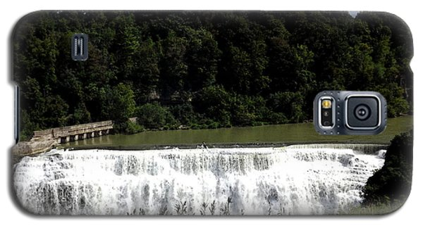 Middle Falls In Rochester New York Galaxy S5 Case