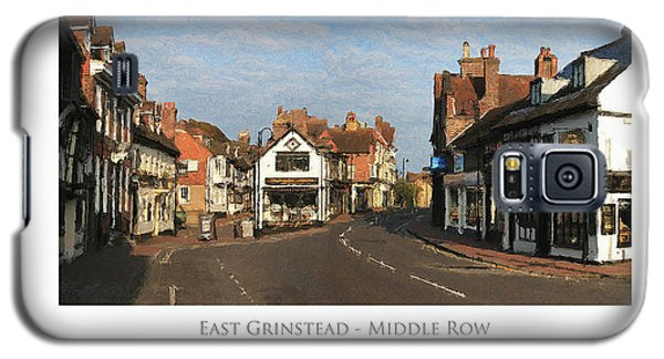 Middle Row East Grinstead Galaxy S5 Case