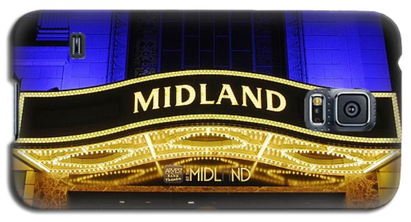 Midland Theater Galaxy S5 Case