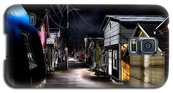 Midnight At The Boathouse Galaxy S5 Case