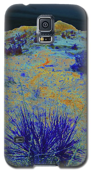 Midnight At The Burning Coal Vein Galaxy S5 Case