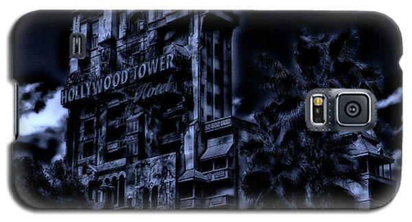 Midnight At The Tower Of Terror Mp Galaxy S5 Case by Thomas Woolworth