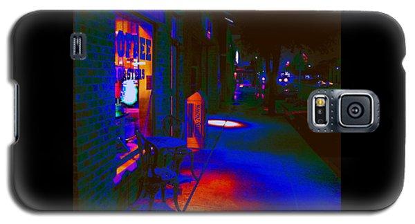 Midnight Coffee Dream Galaxy S5 Case