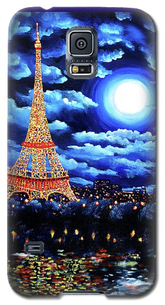Midnight In Paris Galaxy S5 Case
