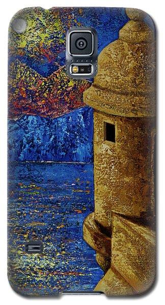 Midnight Mirage In San Juan Galaxy S5 Case