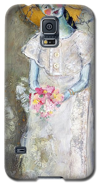 Midnight Muse Galaxy S5 Case by Sharon Furner