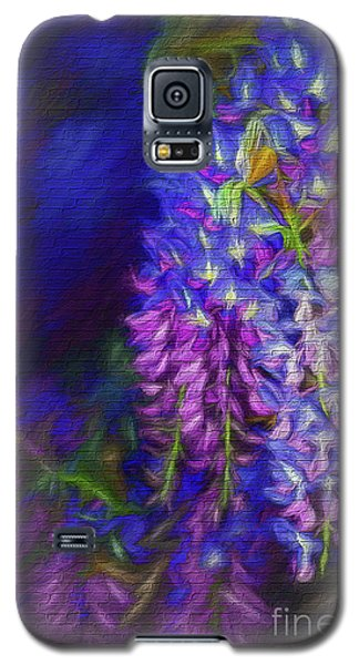 Galaxy S5 Case featuring the photograph Midnight Oil By Kaye Menner by Kaye Menner