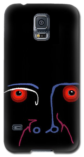 Midnight Rage Galaxy S5 Case