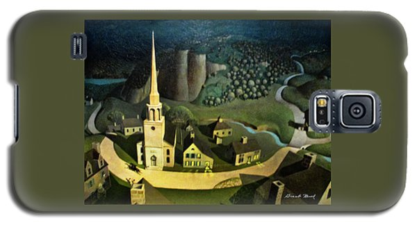 Midnight Ride Of Paul Revere Galaxy S5 Case