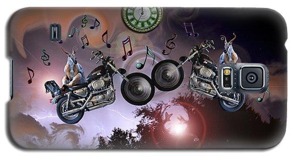 Midnight Rider Galaxy S5 Case by Amanda Vouglas