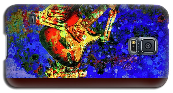 Galaxy S5 Case featuring the photograph Midnight Serenade by Jeff Gettis