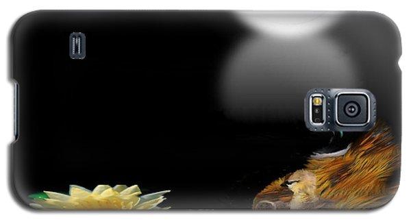 Midnight Serenity Galaxy S5 Case