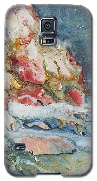Midnight Surf Galaxy S5 Case