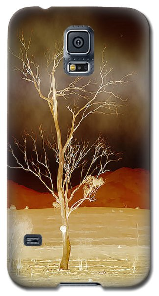 Midnight Vogue Galaxy S5 Case