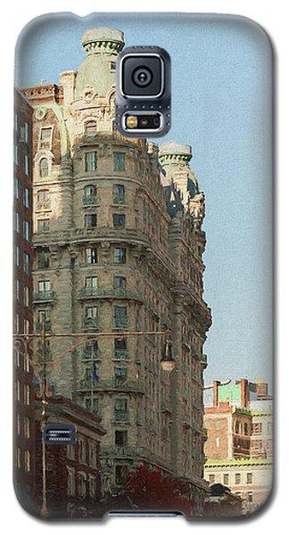Midtown Manhattan Apartments Galaxy S5 Case