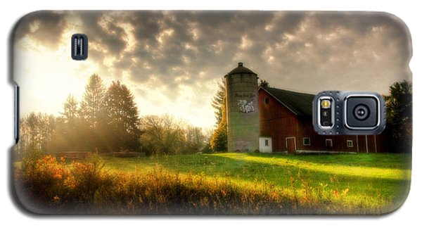 Midwest Morning Galaxy S5 Case by Joel Witmeyer