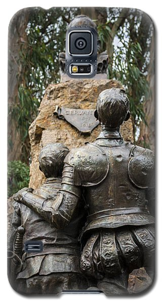 Miguel De Cervantes Memorial Galaxy S5 Case