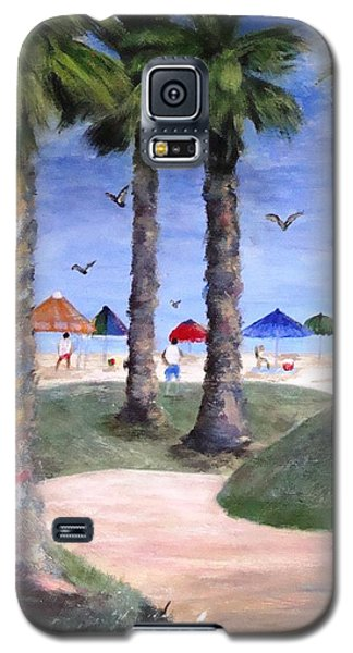 Mike's Hermosa Beach Galaxy S5 Case