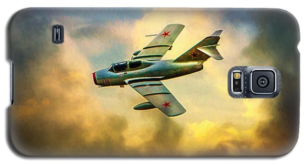 Galaxy S5 Case featuring the photograph Mikoyan-gurevich Mig-15uti by Chris Lord