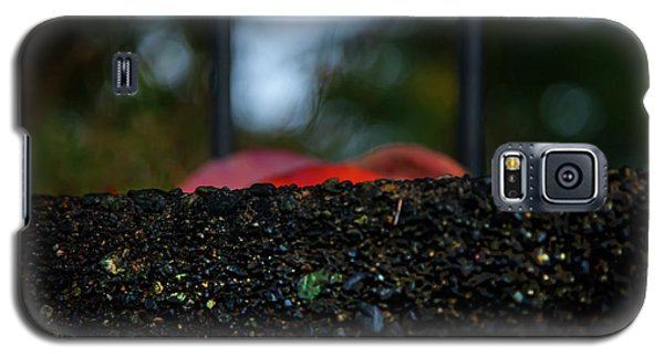 Miksang 2 Autumn Rain City Galaxy S5 Case by Theresa Tahara