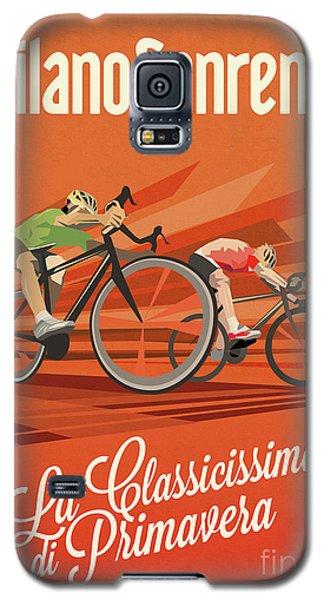 Milan San Remo Galaxy S5 Case