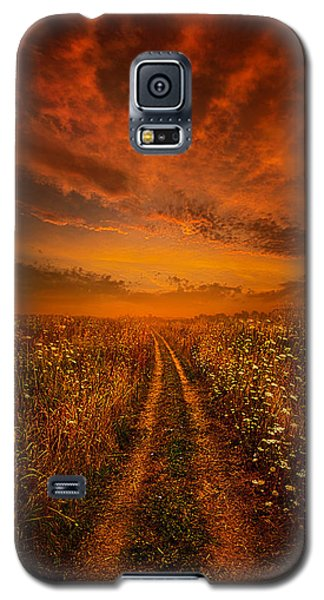 Miles And Miles Away Galaxy S5 Case