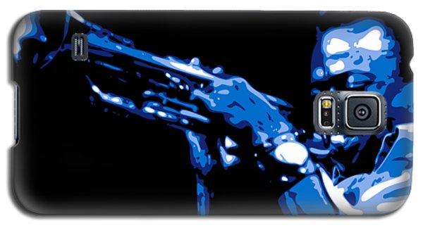 Trumpet Galaxy S5 Case - Miles Davis by DB Artist