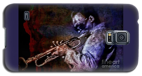Miles Davis Jazz Legend 1969 Galaxy S5 Case
