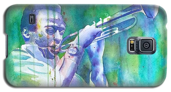 Miles Is Cool Galaxy S5 Case