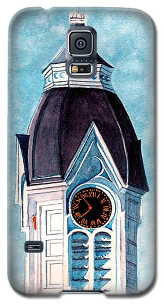 Milford Clock Tower Galaxy S5 Case