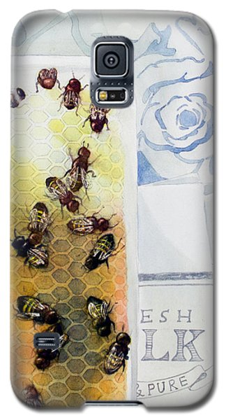 Milk And Honey Galaxy S5 Case