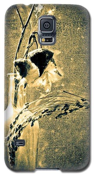Milk Weed And Hay Galaxy S5 Case by Bob Orsillo