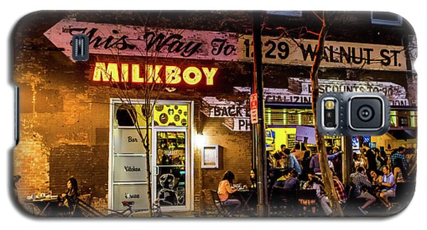 Galaxy S5 Case featuring the photograph Milkboy - 1033 by David Sutton