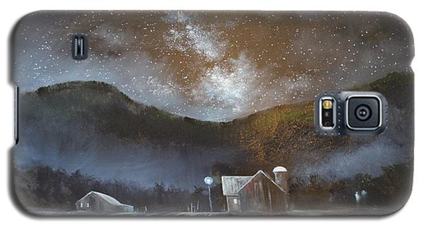 Milking Way Galaxy S5 Case