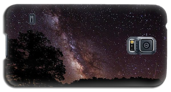 Milky Way And The Tree Galaxy S5 Case