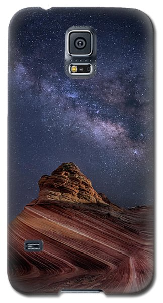 Milky Way And The Wave Galaxy S5 Case