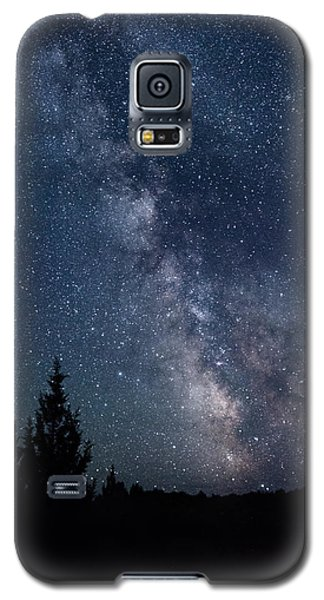 Milky Way At Eastern Oregon Wilderness Galaxy S5 Case