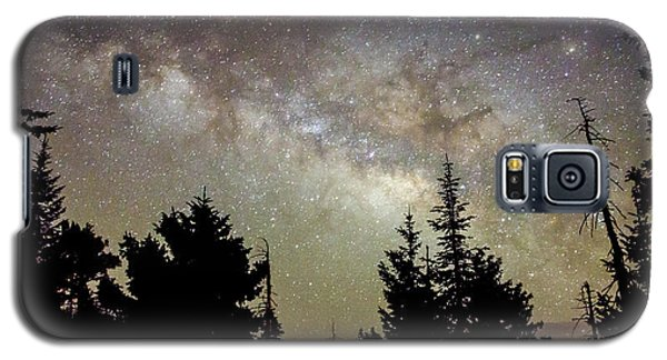 Milky Way From Mt. Graham Galaxy S5 Case